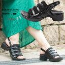サンダル バックストラップ 疲れない レディース 美脚 歩きやすい 黒 膝 に 優しい 靴 履きやすい 外反母趾 内反小趾 …