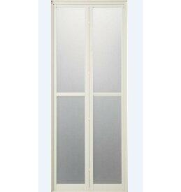 LIXIL INAX 浴室用中折れドア 扉交換用 VDY-8002000(67)/W ホワイト 受注生産