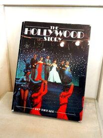 【ヴィンテージブック】THE HOLLYWOOD STORY ザ・ハリウッドストーリー 洋書 本 BOOK