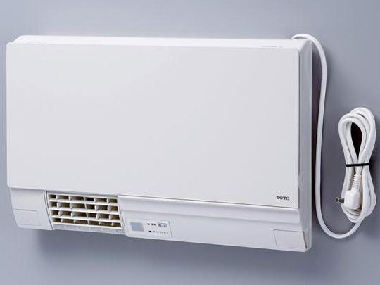 TOTO 洗面所暖房機 TYR340R 電源プラグ式 ワイヤレスリモコン 予約運転機能 乾燥機 涼風 ドライヤー 浴室 集合・戸建住宅向け