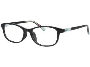 藤田光学 ブルーライトカットメガネ(クリアレンズ)PCメガネ お洒落 男女兼用 TR-9124 めがね 度なし メンズ レディース