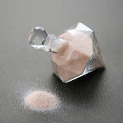 アンデスの岩塩(ダイヤモンドボトル入り)/(内祝い・誕生日・お祝い・プレゼント・ちょっとしたお返し・手土産に最適・ご自分へ)05P26Jan11