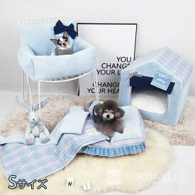 ペット用 ベッド 犬用 冬用 ドッグベッド キャット ベッド Sサイズ 犬 猫 防寒 冬用ベッド 海外直輸入 dbed-0068 新生活