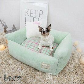 ペット用 ベッド 犬用 冬用 ドッグベッド キャット ベッド Lサイズ 犬 猫 防寒 冬用ベッド 海外直輸入 dbed-0073 新生活