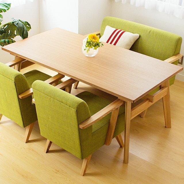 北欧風ダイニングテーブル CEENO(シーノ)(机 テーブル ダイニングテーブル 食卓テーブル 食卓机)【ss_sch】【送料無料】