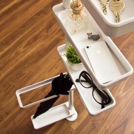 シンプルデザイン つっぱり式 スリムラック(突っ張り ハンガー 突っ張り棚 つっぱり つっぱりポール 棚 ラック つっぱり棒強力 つっぱりポールハンガー)