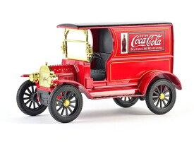 Motor City Classics(モーターシティクラシックス) Coca-Cola (コカコーラ) 1/24 フォード モデルT カーゴバン 1917