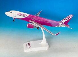 EVER RISE(エバーライズ) 1/150 エアバス A320-200 ピーチアビエーション JA824P 24号機