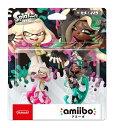 amiibo テンタクルズセット ヒメ/イイダ スプラトゥーンシリーズ 任天堂 アミーボ Nintendo その他周辺機器