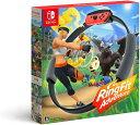 新品 送料無料 リングフィット アドベンチャー -Switch 任天堂 ニンテンドー Nintendo Switch スイッチ HACRAL3PA/A ゲーム 新品