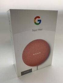 【9/25限定P10倍+最大300円OFFクーポン】新品 送料無料 GOOGLE NEST MINI CORAL Google Nest Mini コーラルGA01141-JP