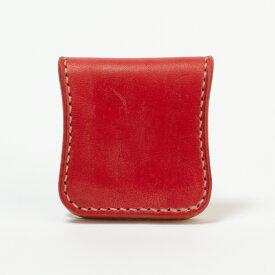 コインケース メンズ 革 サドルレザー ハンドメイド 日本製 小銭入れ 財布 小さい財布 革財布 高級本革 [K67]