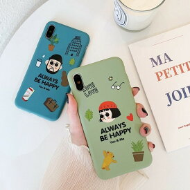 iphone ケース おもしろ LEON iPhone 7 8 X XR XS XSMax ケース 青緑 耐衝撃 スマホケース アイフォン カバー 軽量 おしゃれ かわいい 韓国 映画 レオン マチルダ 誕生日 記念日 select ギフト プレゼント などに