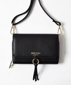 【送料無料】SMIRNASLI Tassel Wallet Shoulder