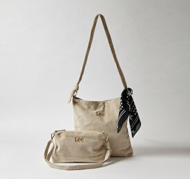 【送料無料】【Lee×SMIRNASLI】Tote&Shoulder Set