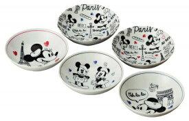 【送料無料】ミッキー& フレンズ フルーツボウルセット 14cm 中鉢 ディズニー 51913 maebata 皿 さら サラ Disney プレゼント