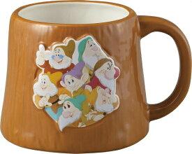 ディズニー 白雪姫 七人のこびと マグカップ 10.5cm SAN2887 サンアート sunart Disney おしゃれ かわいい プレゼント