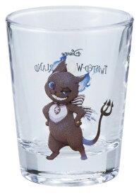 【送料無料】ツイステッドワンダーランド ミニグラス グリム SAN3425-8 サンアート sunart プレゼント ギフト ディズニー Disney