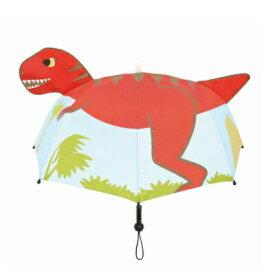 【送料無料】キャラクター乗り物傘 恐竜 47cm 19327 ジェイズプランニング かさ プレゼント ギフト