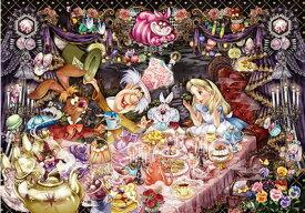 【送料無料】1000ピース ジグソーパズル 不思議の国のアリス 醒めない夢のティーパーティ— 世界最小1000ピース 29.7x42cm DW-1000-004 テンヨー Tenyo