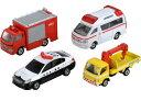 【10周年記念セール】【クーポン配布中】トミカ 緊急車両セット5 タカラトミー [おもちゃ]