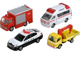 トミカ 緊急車両セット5 タカラトミー [おもちゃ] プレゼント