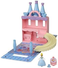 あす楽【送料無料】 ディズニー プリンセス 舞踏会へようこそ♪ ダンス★ダンスキャッスル タカラトミー [おもちゃ] プレゼント