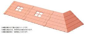 【送料無料】ハコルーム くまのがっこう ベースパーツ 赤い屋根キット バンダイクラフトホビー HACOROOM 箱庭 おもちゃ プレゼント