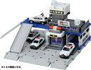 【10周年記念セール】【クーポン配布中】トミカタウン ビルドシティ 警察署 タカラトミー ミニカー おもちゃ