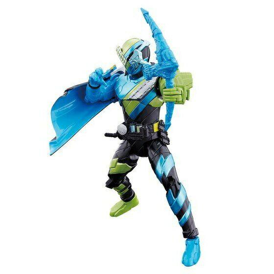 あす楽 仮面ライダービルド ボトルチェンジライダーシリーズ 07 海賊レッシャーフォーム バンダイ なりきりヒーローごっこ おもちゃ プレゼント