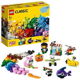 あす楽 レゴ クラシック アイデアパーツ 目のパーツ入り 11003 LEGO おもちゃ プレゼント
