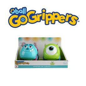 【送料無料】モンスターズインク・ゴーグリッパーズ・コレクション KidII ベビー用品おもちゃ 出産祝 赤ちゃん プレゼント ギフト
