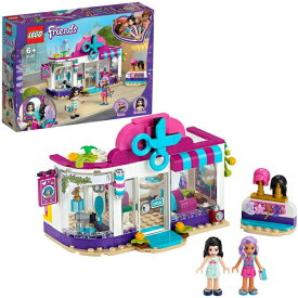 【送料無料】レゴフレンズ ハートレイクのおしゃれヘアスタジオ 41391 LEGO プレゼント ギフト おもちゃ ブロック