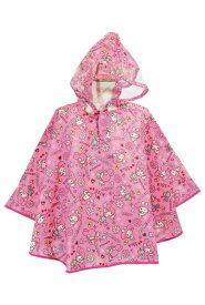 【送料無料】キッズ レインポンチョ マイメロディキス SSR121 ジェイズプランニング キャラクター 子供用 雨具 かっぱ 入学 入園 プレゼント