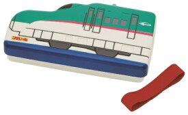 【送料無料】ダイカット ランチボックス 弁当箱 プラレール はやぶさ 280ml 弁当箱 スケーター Skater プレゼント