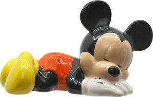 【送料無料】おやすみバンク ミッキー SAN3290-1 サンアート sunart 貯金箱 ディズニー Disney プレゼント ギフト