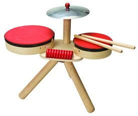 【送料無料】ミュージカルバンド II 6410 プラントイ PLANTOYS 木のおもちゃ 楽器 木製玩具 知育玩具 プレゼント