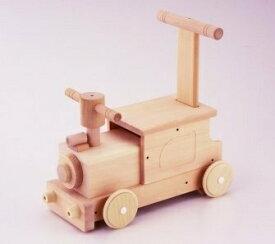 【送料無料】森のピイポートレイン W-036 日本製 MOCCOの森シリーズ 木のおもちゃ 乗用 平和工業 おもちゃ プレゼント