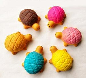 送料無料柔らかパン 亀パン カメパン かめろんパン メロンパン おもちゃ 玩具 スクイーズ SQUEEZE 低反発 インテリア雑貨 おままごと 癒しグッズ 可愛い やわらか ふわふわ 雑貨 室内装飾 子供