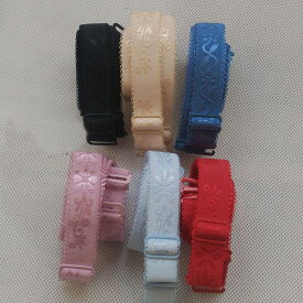 送料無料ブラジャーストラップ ブラストラップ ブラジャー肩紐 ベーシックカラー 1.5cm ストラップ 見せブラ ブラジャーアクセサリー 下着 レディース インナー 調節可能