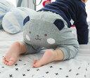 送料無料モンキーパンツ ズボン 男の子 女の子 女児 男児 ベビー用 ベビー 可愛い かわいい ボトムス アニマル 動物 …