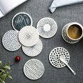 【おしゃれなテーブルウェア】北欧デザインのおしゃれコースターのおすすめは?