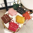 送料無料バッグ ショルダーバッグ ポシェット かばん 子供用 ネコ 猫 小さめ 小さい コンパクトサイズ 可愛い 軽量