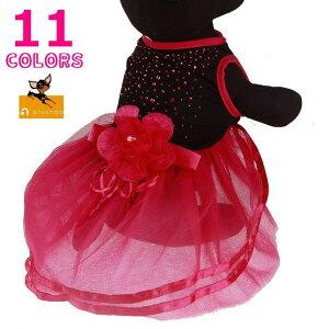 送料無料ペット用 服 犬 愛犬 女の子 ペット ペット用品 ドックウェア ドレス ワンピース リボン お花 スカート コスプレ 衣装 カラフル 可愛い かわいい XS-XL