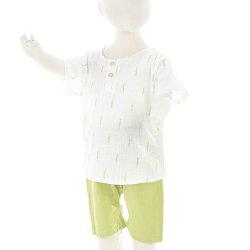 送料無料セットアップキッズ男の子ボーイセットシャツズボン半袖夏涼しいレディースシンプルおしゃれ可愛い子供ボトムストップスTシャツ