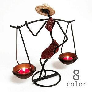 送料無料 キャンドルスタンド キャンドルホルダー インテリア雑貨 置物 燭台 蝋燭立て ろうそく立て 蝋燭台 おしゃれ プレゼント ガーデン雑貨