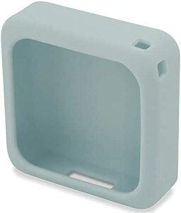 IoTBank まもサーチ2 専用ソフトカバー ライトブルー 子供を見守り 迷子防止 GPS 防水防塵 スマートトラッカー