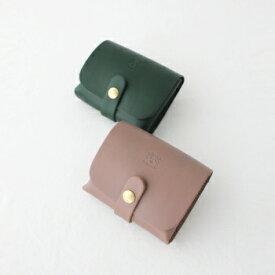 イルビゾンテ レザー カードケース (5432404393) Leather Card Case IL BISONTE(小物)*ゆうパケット不可*【後払い決済不可】【ポイント10倍】ポイントアップ 5/9 23:00〜5/16 1:59
