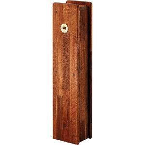 角水栓柱用化粧カバー(木) 624-137 庭園商材 水栓 住宅設備 水廻り 金具 カクダイ KAKUDAI 吉KD