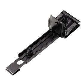 スノーZ用 取付金具 D-409 36個入 横葺用 高耐食鋼板 ブラック 2型 0189140 雪止金具 屋根 降雪 金具 雪止め スワロー 代引不可
